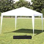 New Waterproof 10'x10' EZ Pop Up Canopy Tent Instant Party Tent W/ Carrying Bag