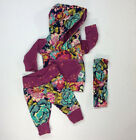 legging outfits pinterest - USA Newborn Baby Girls Long Sleeve Hooded Tops Pants Legging Outfits Clothes wea