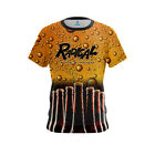 Radical Mens Dye Sub Beer CoolWick Performance Crew Bowling Shirt