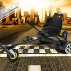 Hoverkart für Hoverboard Balance Scooter E-Scooter Sitz Hoverseat mit Federung