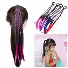 Headband Girls Twist Braid Rope Simple Rubber Band Hair Accessories Kids Wig Hot