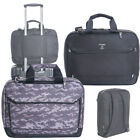 Hedgren Connect Hitch Briefcase Laptop Backpack Messenger w Charger /3 in 1