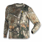 Browning Wasatch T-Shirt L/S RTXT Cotton/Poly