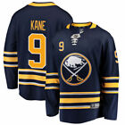 Fanatics Branded Evander Kane Buffalo Sabres Navy Breakaway Player Jersey