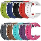 Replacement Silicone Sports Gel Band Strap Bracelet Wristband for Fitbit Ionic