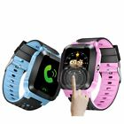Smart Phone Watch Kid Wristwatch Children GPS Tracker Waterproof for iOS Android