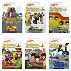 Hot Wheels The Beatles Yellow Submarine Vehicles *CHOOSE YOUR FAVOURITE*