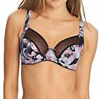 Freya Lingerie Sweet Illusion Underwired Side Support Bra Onyx 4691