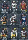 2016 Panini Prizm Collegiate Draft Picks Rookie Football cards Complete Your Set