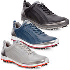 Ecco Mens Biom G2 Free Lightweight Waterproof Leather Golf Shoes 25% OFF RRP