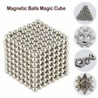 3mm 512/1000pcs Magnet Balls Magic Beads 3D Puzzle Ball Sphere Magnetic Cube Toy