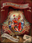 CHILDREN'S CLOWN : CIRCUS GREATEST SHOW ON EARTH  METAL SIGN CHOOSE YOUR SIZE