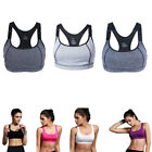 1PC Women Stretch Sport Bra Padded Running Gym Yoga Fitness Tank Tops Workout 41