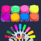 Neon Nail Glitter Powder Pigment Dust Gradient Pigment Painting Accessory Drop