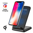 Qi Wireless Fast Charger Charging Pad Stand Dock Samsung Galaxy S8+ iPhone X 8  samsung wireless fast charger | Official Samsung Fast Charge Wireless Charging Stand Review – Hands On 3121484074694040 1
