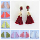 30mm Multiple Colors Cotton Thread Tassel Charm Pendant Tassels Jewelry 30PCS