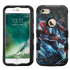 Spiderman #C Impact Hybrid Case for iPhone Xs/Xr/SE/6/7/8/s/Plus