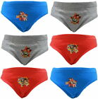 """Disney Toy Story """"Buzz & Woody"""" Boys 6 pack Briefs Underpants"""