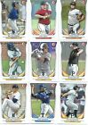 2014 Bowman Draft Prospects Baseball cards - Pick the ones you want !!