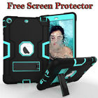 iPad Mini 1/2/3 Case Stand Three Layer Heavy Duty Rubber Shockproof Protective