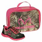 Realtree Miss Eagle Athletic Shoes – Girls Camo Pink