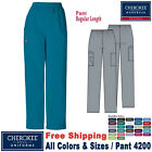 Внешний вид - Cherokee Scrubs ORIGINAL Medical Uniform Pull on Cargo Pant(4200)_R