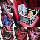 Folding Pet Car Booster Seat Puppy Cat Dog Auto Carrier Protector Safety Basket