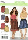 Simplicity 3924 Misses Skirts & Belt Sewing Pattern ~ Size 12 14 16 18 20