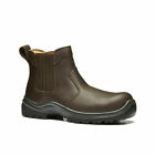 V12 STALLION DEALER CHELSEA COMPOSITE TOE CAP SAFETY WORK BOOTS Brown VR610.01