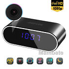 Secrect Camera Clock WiFi Wireless Night Vision Security Nanny Cam HD 1080P