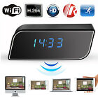 Kyпить Spy Camera Clock WiFi Hidden Wireless Night Vision Security Nanny Cam HD 1080P на еВаy.соm