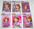 Disney Sofia the First Coloring Book & Crayon Set Girl's Party Favor Bag Fillers