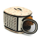 Portable Pet Dog Cat Puppy Carrier Sided Travel Tote Shoulder Bag Cage Foldable