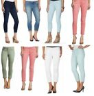 Jessica Simpson Women's Rolled Crop Skinny Jeans, Soft Sculp