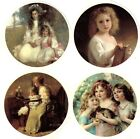 Victorian Girls Select-A-Size Waterslide Ceramic Decals Xx image
