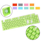 Translucent Double shot PBT 104 KeyCaps Backlit for Cherry MX Keyboard Pretty