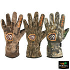 DRAKE NON-TYPICAL WINDSTOPPER WINDPROOF CAMO FLEECE GLOVES