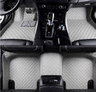 For fit Audi A3 Convertible luxury custom car mats easy to clean 2015~2017