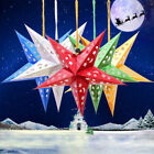 Christmas String Hanging Star Tree Xmas Ornament Party Decoration Home Decor New
