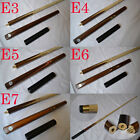 Handmade 3/4 Jointed Ash Shaft Rosewood Butt Snooker Cue 9.5mm Tip £23.99 GBP on eBay