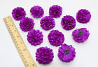 30pcs Daisy Artificial Fake flower Silk Spherical Heads Bulk Wedding Party Decor