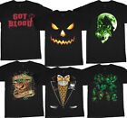 Halloween t-shirts for men scary decals funny easy costume ideas design tee image