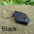 Torch Portable Camping Night Lamp KeyChain Light Flashlight Squeeze Key Ring