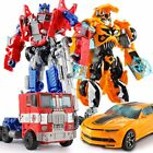 "Buy ""Transformers toy Optimus Prime/Bumblebee model car plastic toys Christmas gift"" on EBAY"