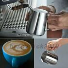 Внешний вид - Stainless Steel Milk Frothing Jug Frother Coffee Latte Container Metal Pitcher