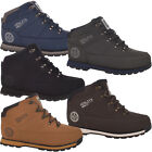 Henleys Mens Oakland Lace Up Casual High Top Outdoor Hiking Walking Boots Shoes