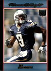 2007 Bowman Blue San Diego Chargers Football Card #160 Rhema McKnight /500 $2.25 USD on eBay
