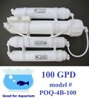 50-100-150-200 GPD 0PPM Portable Reverse Osmosis RO DI Filtration water system