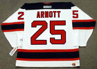 JASON ARNOTT New Jersey Devils 1998 CCM Vintage Throwback Home NHL Hockey Jersey
