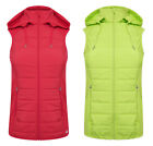 Ladies Ex-M&S Padded Sports Active Sleeveless Thinsulate Bodywarmer, Gym Wear